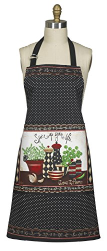 Kay Dee Designs Spice up Your Life Chef Apron