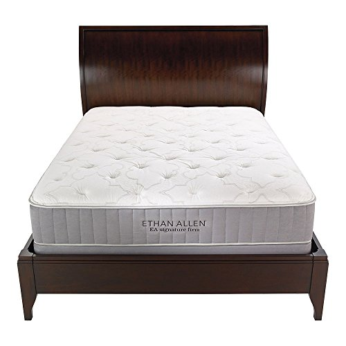Ethan Allen EA Signature Firm(TM) Mattress Set, Queen Set by Ethan Allen