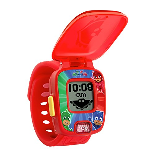 VIGO VTechPJ Masks Super Owlette Learning WatchRed