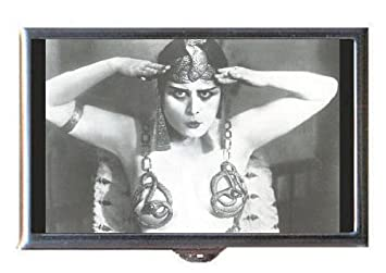 Amazon Theda Bara Topless 1920s Vamp Guitar Pick Or Pill Box