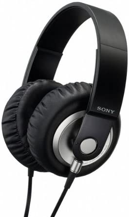 Sony MDR-XB500 40mm XB Diaphragm Driver Extra Bass Headphones