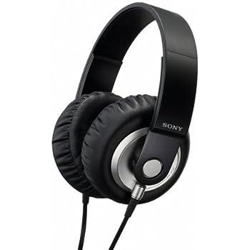 Sony MDR-XB500 40mm XB Diaphragm Driver Extra Bass Headphones