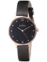 Skagen Women's SKW2267 Anita Analog Display Analog Quartz Grey Watch