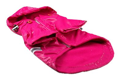 Pet Life Reflecta-Sport Rain Jacket/Windbreaker in Hot Pink – Medium, My Pet Supplies