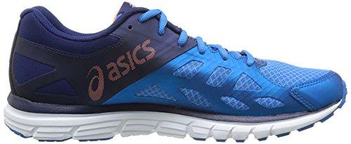 ASICS Gel-Zaraca 3 Herrren Traillaufschuhe Blau (AQUA BLUE/ORANGE/NAVY 3932)
