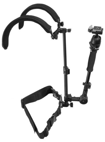 ALZO Bod-A-Boom Camera Harness, Hands-Free Support for DSLR and Camcorders by ALZO Digital