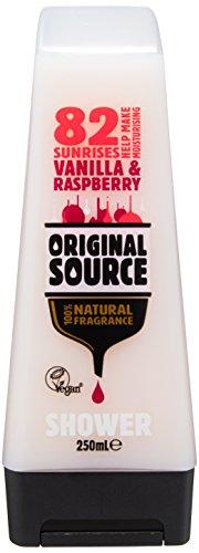Original Source Vanilla & Raspberry Shower 250Ml (Gel Original Source Shower)