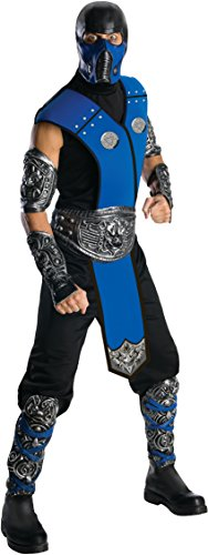 mortal kombat fancy dress sub zero - 1