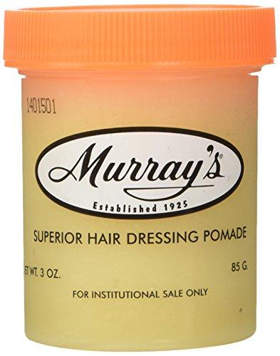 Murray's Superior Pomade, Plastic, 3oz