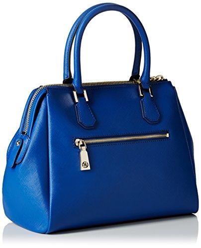 Guess Donna, Borsa, Hwvg62 11060, Blu (Blue-Blu), Taglia Unica