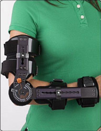 Bledsoe Telescoping Elbow Brace, Left None by Bledsoe