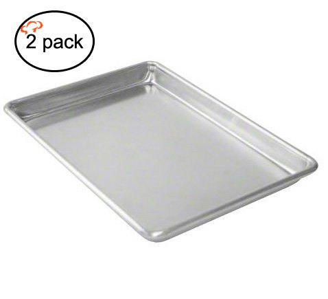 Tiger Chef Quarter Size Aluminum Sheet Pan - Commercial for sale  Delivered anywhere in USA