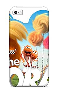 Dixie Delling Meier's Shop New Style For Iphone 5c Premium Tpu Case Cover Dr Seuss The Lorax Movie Protective Case