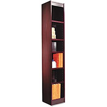 Fabulous Amazon.com: Alera ALEBCS67212MY Narrow Profile Bookcase, Wood  EX21