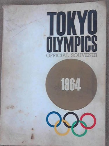 Tokyo Olympics Official Souvenir 1964
