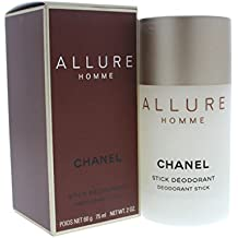 C h a n e l Allure Pour Homme Deodorant Stick For Men 2oz 75ml New in Box