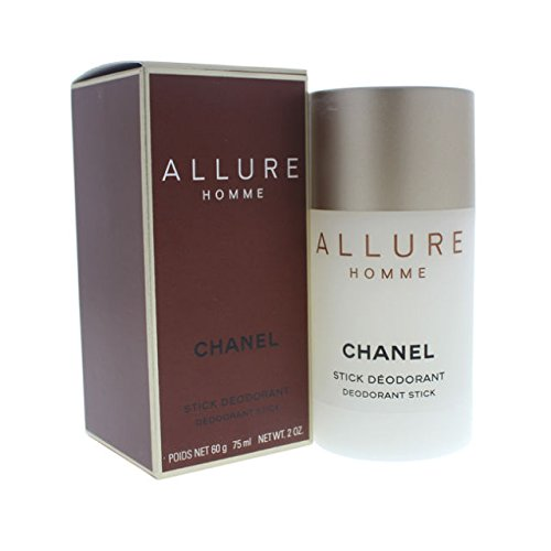 C h a n e l Allure Pour Homme Deodorant Stick For Men 2oz 75ml New in Box
