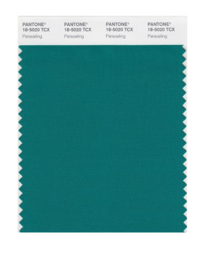 PANTONE SMART 18-5020X Color Swatch Card, Parasailing