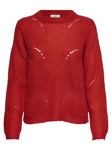 Xl Femme Molten Blouson De Lava Tricot Jacqueline Daisy Yong wTxqfpY4qF