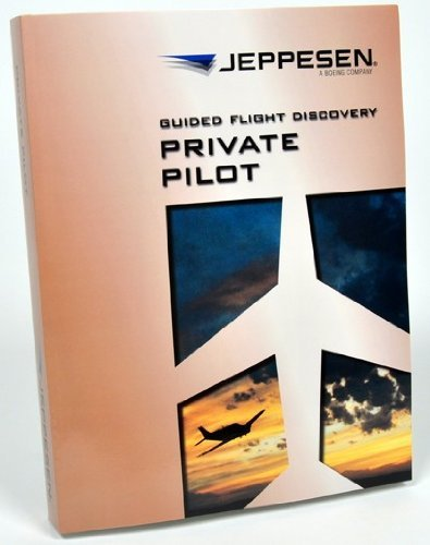 Jeppesen Private Pilot GFD Manual/Textbook - 10001360