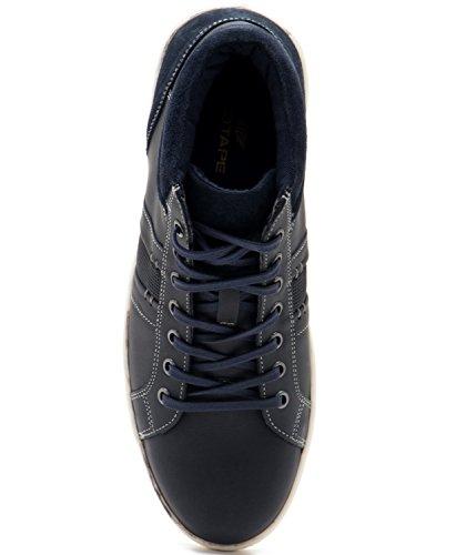 Red Tape Hommes Lawton Bleu Chaussure Décontractées