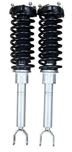Touring-Tech Airmatic to Coil Spring Suspension Front Conversion Kit 2003-2006 E-Class - Tech Spring Kit