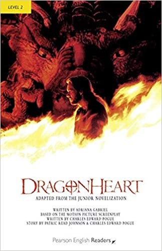 Level 2: Dragonheart Book and CD Pack (Pearson English Graded