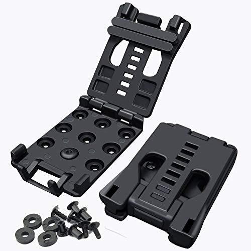 Cuzmak Tactical Universal Utility EDC Belt Clip Large with Hardware