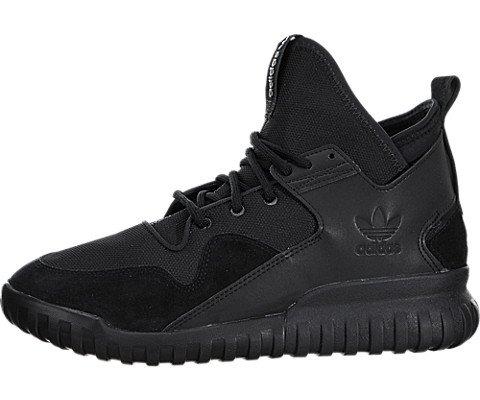 Adidas Men's Tubular X Originals Cblack/cblack/ftwwht Basketball Shoe (11.5)