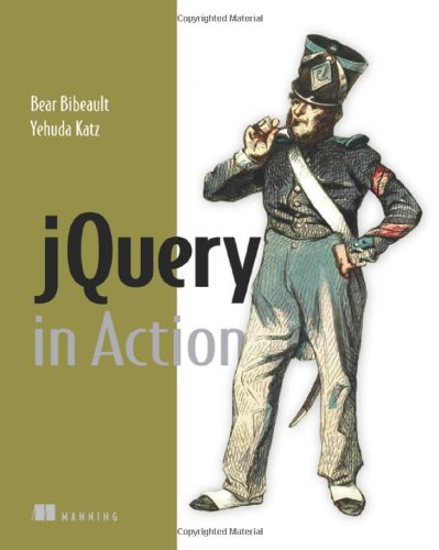 jQuery in Action by Brand: Manning Publications