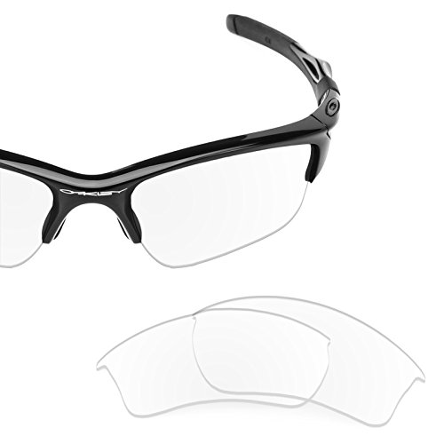 (Revant Replacement Lenses for Oakley Half Jacket 2.0 XL Crystal Clear)