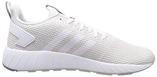 Adidas Questar Byd - DB1539 - Colore: Bianco - Taglia: 48.0
