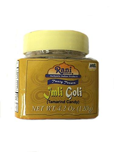 Rani Imli Goli (Tamarind Candy) 4.2oz (120g)