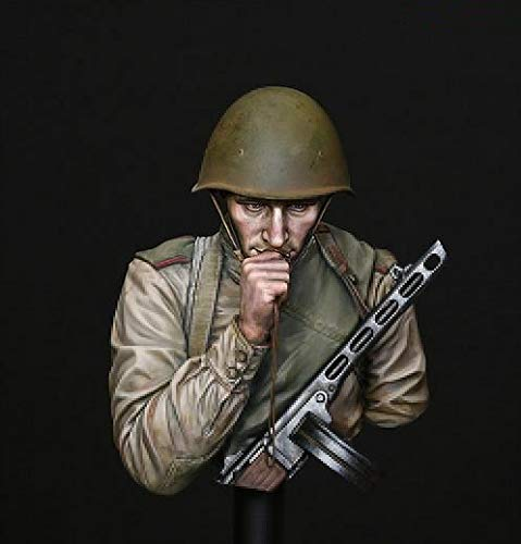 Tool Parts pre order-Resin toys LM-B011 'On The Edge of No Man's Land' WW2 Young Red Army Infantryman, Battle of Kursk