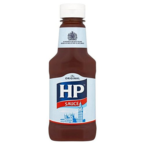 Price comparison product image HP Brown Sauce Handy Pack 285g - Pack of 2