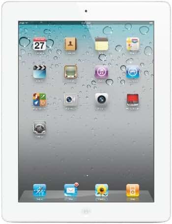 Apple iPad 2 2nd generation Tablet, 1 GHz processor, 16GB, Wifi (White)