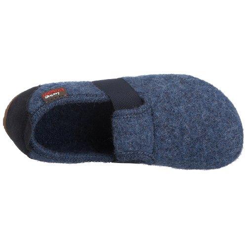Living Kitzbühel T-Modell Unisex-Kinder Flache Hausschuhe Jeans