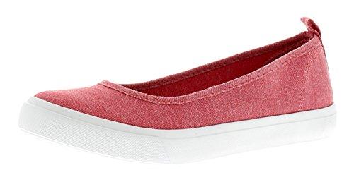 Natalie Tennis Femmes Toile 4 Keller Pastèque Dr En 8 Tailles Chaussures Uk awY5xFq