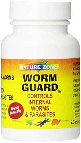 Nature Pet Zone (Nature Zone SNZ59321 Reptile Worm Guard Powder, 2-Ounce)
