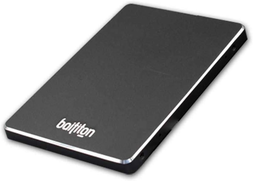 BAITITON 2.5 Pulgadas SATA III Disco Duro sólido Interno de Estado sólido 128GB SSD de Lectura 550 MB/s de Escritura 530 MB/s