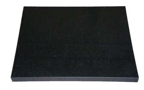 オーディオボード 天然黒御影石 (山西黒) 厚み約20mm 500×400mm 石専門店.com   B003Y68NWO