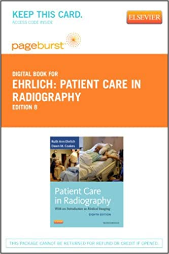 Patient Care In Radiography Pdf