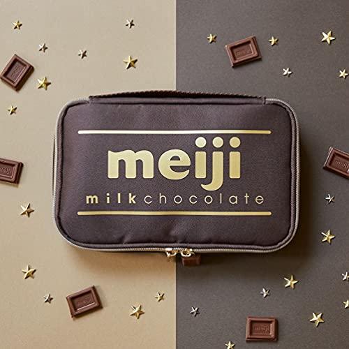 明治ミルクチョコレート 95th Anniversary マルチポーチ BOOK 付録
