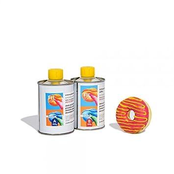 FIL SOFT Espuma de poliuretano suave para squishy (300 gr): Amazon.es: Bricolaje y herramientas