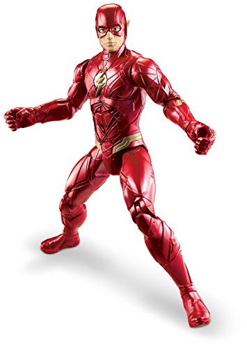 DC Justice League True-Moves Series The Flash Figure, 12""