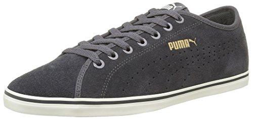 Les Hommes Pumas Elsu V2 Sd Perf Sneaker Noir - (asphalte / Asphalte)