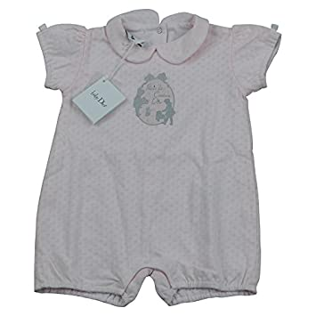 f4186f3e3 Baby Dior Christian Dior Baby Girl Romper Pink Sz 3m BNWT: Amazon.co.uk:  Baby