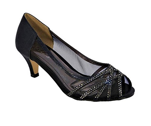 913 Sandales SKO'S Femme Pour 98 Black cFWqXTa