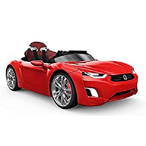 Henes-Broon-BF830RED-F830-3rd-Generation-Child-Supercar-Red