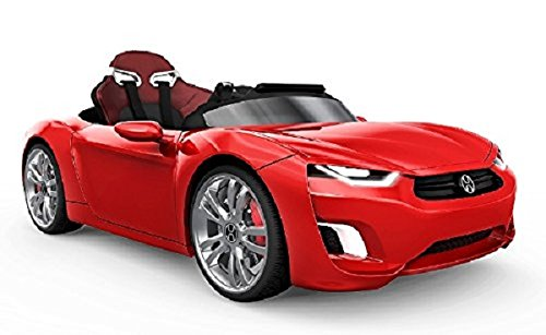 Henes Broon Bf830red F830 3rd Generation Child Supercar